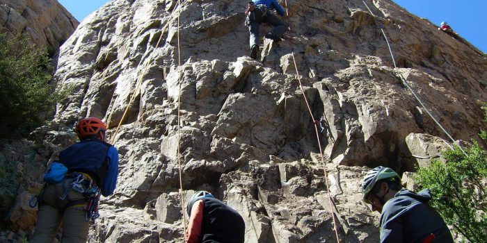 Mt Coree club climbing day (December 2015)