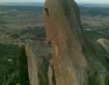 Nailbiter Spike - Gibraltar Rocks