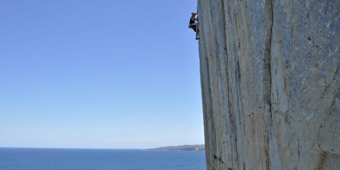 Windjammer Wall - Point Perpendicular