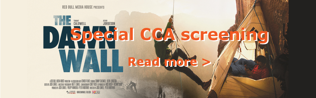 The Dawn Wall - special CCA screening